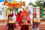Каменск-Уральский ярко отметил Сабантуй