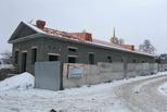 Западный корпус музея: этап активной реконструкции