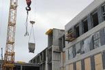 Школа на Южном прирастает новыми этажами