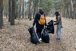 Жители Каменска-Уральского приводят город в порядок