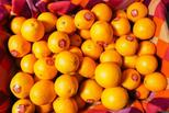 Варенье цвета апельсина