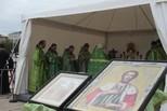 Святой благоверный княже Александре, моли Бога о нас
