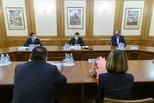 Евгений Куйвашев обсудил с руководством Федерации шахмат Свердловской области развитие этого интеллектуального вида спорта