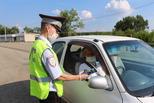 Сотрудники Госавтоинспекции Каменска-Уральского напомнили водителям о соблюдении ПДД на федеральной трассе
