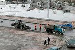 Полноценный ремонт дорог стартует в мае, а пока латают ямы
