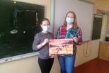 Мастер-класс от волонтеров УАЗа