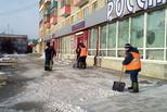 Уборка и вывозка снега – под контролем УГХ и глав районов