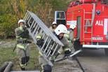 В Каменске-Уральском проходит конкурс «Лучший дежурный караул» среди пожарно-спасательных частей Свердловской области