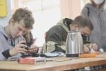 При поддержке РУСАЛа в Каменске открылось кафе ремонта
