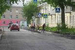 Каменск-Уральский: масштабный ремонт дорог вошел в активную фазу