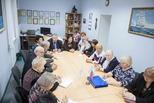 Встреча с советом ветеранов КУМЗа
