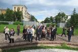 Общественники поддержали обновление Римского фонтана