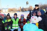 Правила дорожного движения в ледовых городках