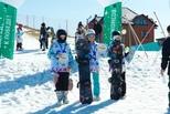 Гордимся юными сноубордистами