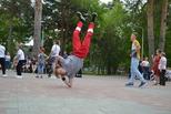 Хип-хоп городских улиц прошёл в Каменске-Уральском в День молодежи