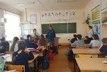 Школьников Каменска-Уральского обучают пожарной безопасности