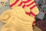 На УАЗе продолжается благотворительный марафон «Варежки-носочки»