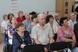 Городской совет ветеранов переехал в ДК «Юность» и полон новых идей