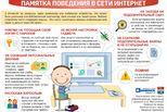 Безопасный интернет: правила этикета для дошкольников и подростков