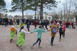 Уральские игрища в парке «Космос»