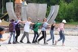 «Россия начинается с тебя». Каменские дети познакомились с играми разных народов