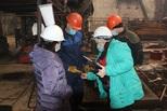 Эксперты оценивают условия труда на КУЛЗе