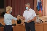 Окружная комиссия зарегистрировала первых кандидатов в депутаты