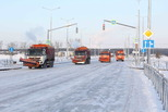 Движение по новому участку улицы Кутузова открыто
