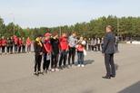 Двадцать команд школьников проверили уровень военной подготовки