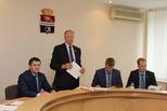 Депутаты оценили деятельность главы города удовлетворительно