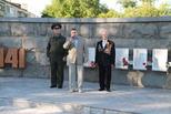 Огнеборцы чтят память павших