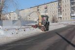 Вывоз снега в Каменске взял под личный контроль глава города