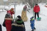 Веселая масленица прошла для воспитанников детских домов Каменска-Уральского