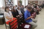 В библиотеке им. А.С. Пушкина вручили премию ««HOMO LEGENS»