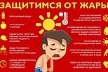 МЧС предупреждает: аномальная жара опасна