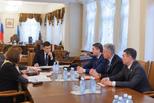 Главы Каменска-Уральского и Первоуральска доложили Евгению Куйвашеву о планах по реализации «Пятилетки развития» в 2018 году