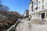 Городская среда: подрядчики приступили к комплексному благоустройству дворов
