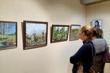 Картины каменской наивной художницы поедут на Всероссийский конкурс