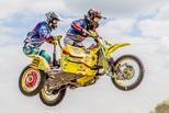 Продолжаем покорять Чемпионат России по мотокроссу на мотоциклах с колясками!