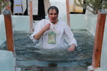Каменск готовится к крещенским купаниям