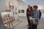 Выставки впечатлили своим многообразием