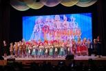 Хореографический ансамбль«Родники» ДШИ №1 представил программу на звание «Образцового коллектива»