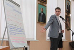 Богатая насыщенная программа ждет полуфиналистов городского конкурса «Политический резерв»