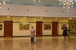 В резиденции губернатора представили выставку Дмитрия Васильева «Сохраняя традиции»