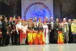 Добрый и яркий фестиваль национальных культур