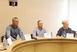Ультрамарафонец Дмитрий Ерохин посетил Каменск-Уральский