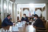 Евгений Куйвашев принял решение о назначении Александра Высокинского заместителем губернатора