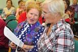 Пенсионеры — люди творческие