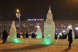 Каменск-Уральский встречает Новый год