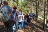 Ходили по Исети и гуляли по рудникам